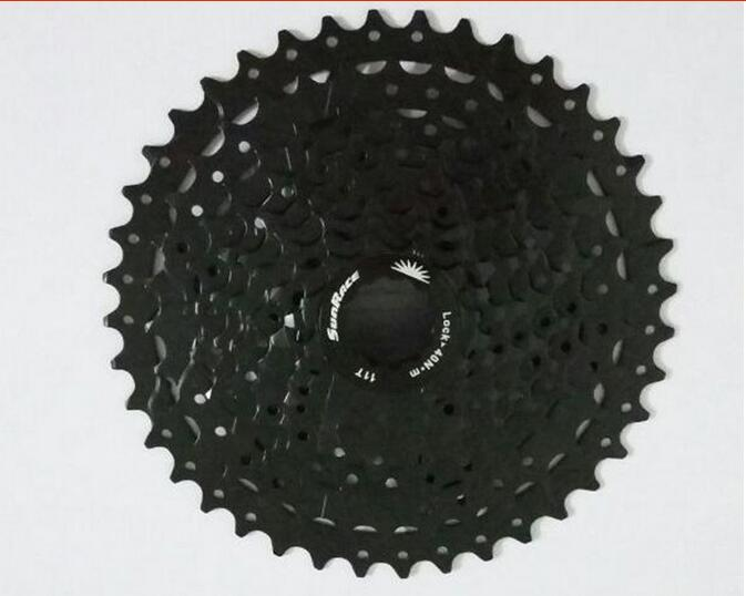 SunRace 9 Speed 11-40T CSM990 Bicycle Freewheel Mountain Bicycle Cassette Too lMTB Flywheel Bike Parts 11-40T