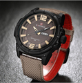 NAVIFORCE Top Brand Man Watches Nylon Strap Relogio Militar Shockproof Waterproof Watch Fashion Xfcs Navi Force Men Clock