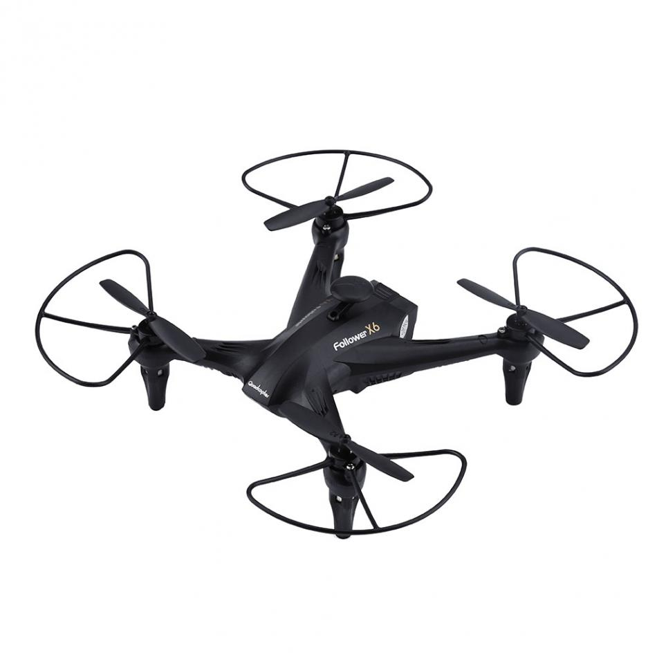 2Colors X162 Mini Quadcopter Remote Control Drone One Key Return Headless Mode RC Helicopter 2 4GHz