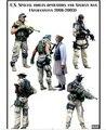Modelos a escala 1/35 ee.uu. fuerzas especiales y civiles en seis grupos de resina modelo envío gratis