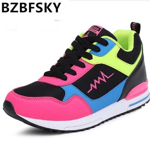 f1f2c3a1702 2018 Hidden Heels Platform Wedges Sneakers Women Shoe Krasovki Footwear  Tenis Feminino Casual Basket Femme Code to