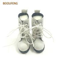 Un Par 5 CM Juguete 1/6 Zapatos BJD Zapatos de Muñeca de Muñecas Rusas, Hermosa Muñeca 1/6 Accesorios Escala para Muñecas