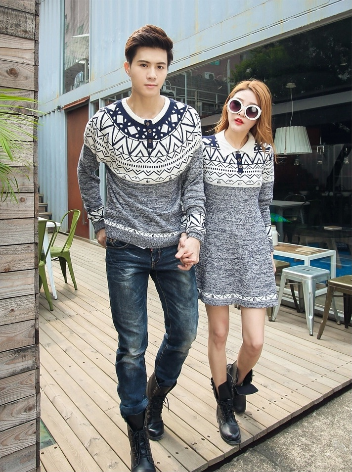1705364066 Couple christmas sweaters matching christmas sweaters couple clothes  couples matching clothing for couples marca marque 3874-in Pullovers from  Women's ...