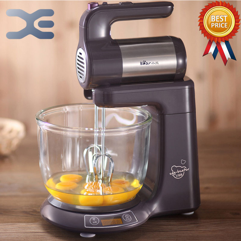 Egg Blender Electric Blender Egg Beater Mixer Kitchen Appliance 220v 3l China Mainland