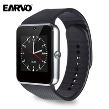 GT08 Smartwatch Smart Health Wearable Wach Clock Android Watch Phone Bluetooth Call Reminder SIM TF card PK F69 U8 DZ09 GV18