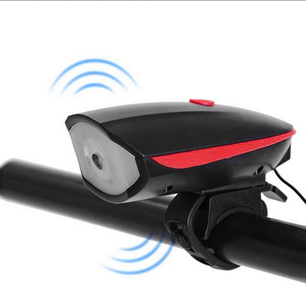 Супер яркий Велосипедный Спорт велосипед Рог свет фар Водонепроницаемый почти Детская безопасность Батарея Электрический езда Велоспорт ...