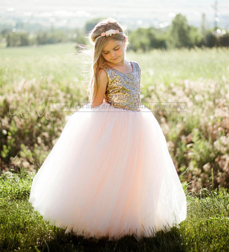 Sequined Blush Flower Girl Dress for Wedding Purple Sequined Tulle Kids Girl Party Dress Baby Girl Clothes for Birthday PartySequined Blush Flower Girl Dress for Wedding Purple Sequined Tulle Kids Girl Party Dress Baby Girl Clothes for Birthday Party