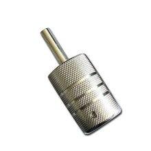 Tattoo gun Grip Stainless Steel Grip Tubes Tattoo machine Supplies 1″ 25mm