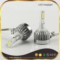 Big Promotion H4 H1 H11 Light Bulbs Automobiles Headlamp C1 6000K White light 12V Xenplus H7 LED Car Headlights Kit lamplight