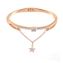 CHENFAN bangles bijouterie stainless steel bracelets woman jewelery metal bracelets bangle fashion bracelets for woman 2019 цены онлайн