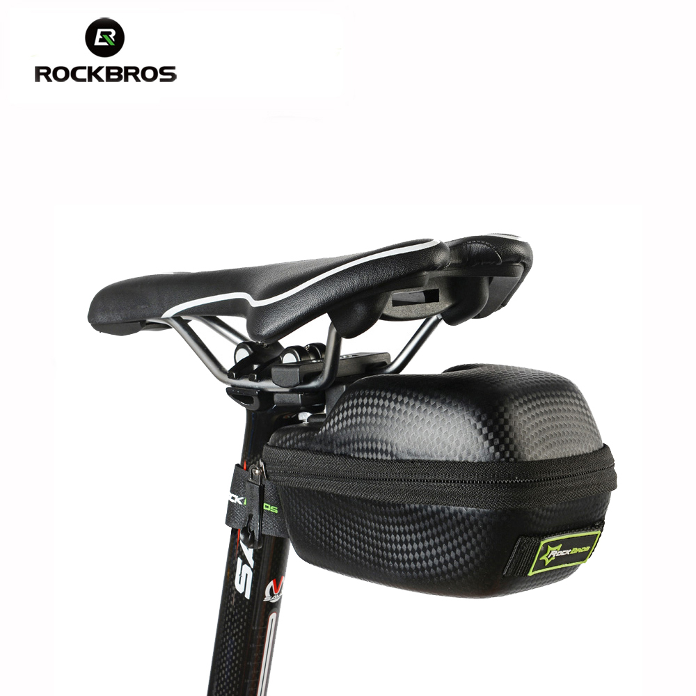 ROCKBROS Bicycle Bag Cycling Bike Saddle Bag Cycling Backpack MTB Seatpost Waterproof Saddle Tail Rear Bag Bicycle Accessories rockbros large capacity bicycle camera bag rainproof cycling mtb mountain road bike rear seat travel rack bag bike accessories