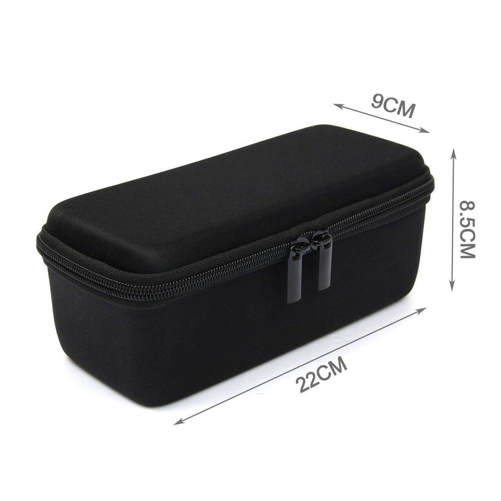 Купить с кэшбэком Newest Hardshell PU EVA Storage Carrying Travel Case Bag for JBL Flip 1 / 2 / 3 / 4 Splashproof Portable Bluetooth Speaker Bags
