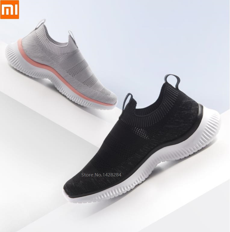 Xiaomi youpin YUNCOO men woman light flying casual shoes Wear resistant outsole Running Sports Breathable Walking