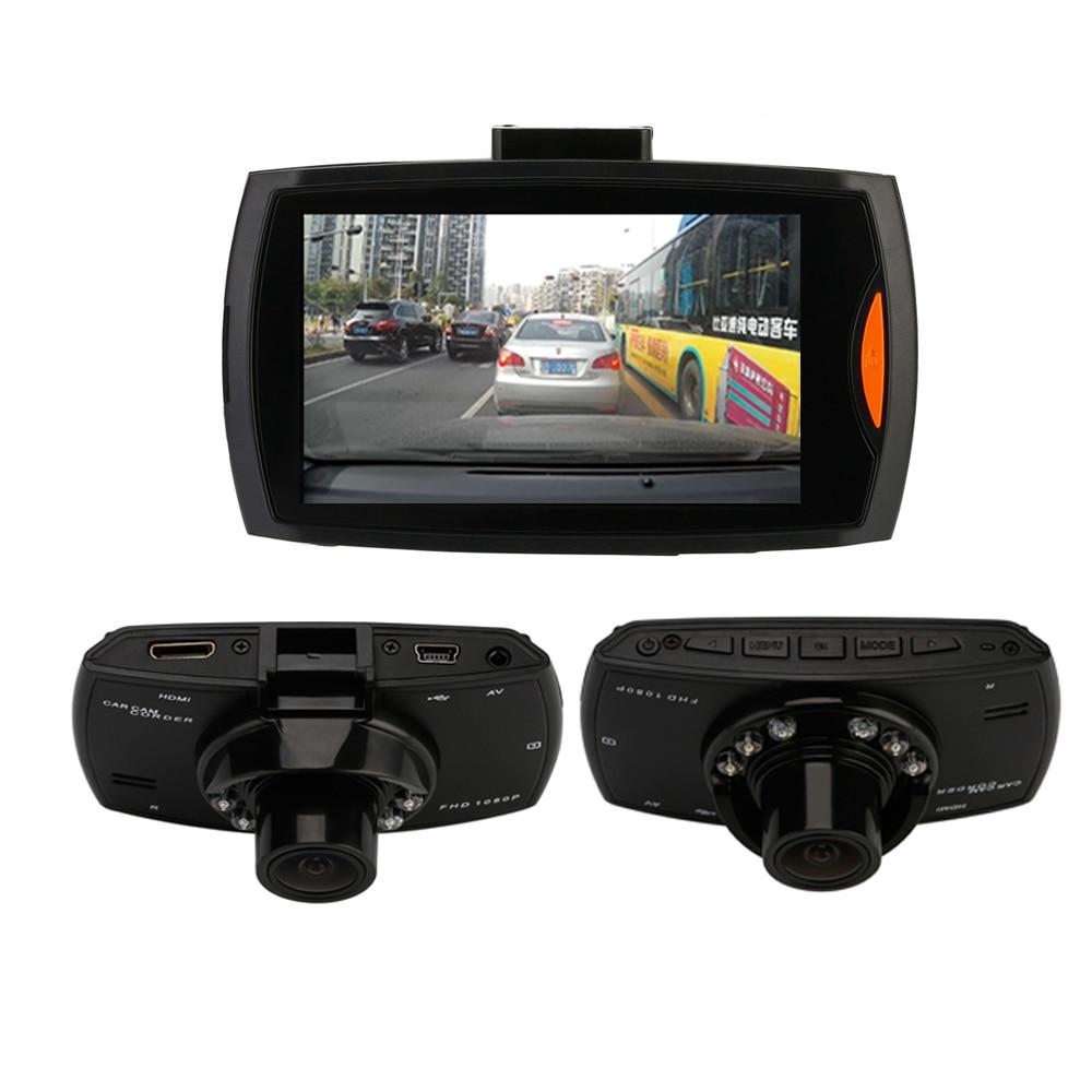 Yashianda Car DVR Camera G30 Full HD 1080P 2.7 Inch Car Recorder Motion Detection Night Vision G-Sensor 32G Dash Cam Black Box