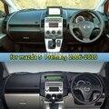 Dashmats Car-styling Accesorios del coche del Tablero de instrumentos Cubierta para mazda premacy 5 2006 2007 2008 2009 2010 rhd