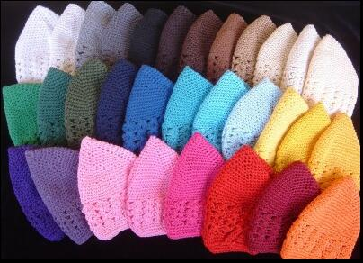 21 colours New high quality baby Crochet <font><b>Cap</b></font> Skullies <font><b>Kufi</b></font> Hats Toddler Infant Girl Beanies Knitted Hat baby accessories 100pcs