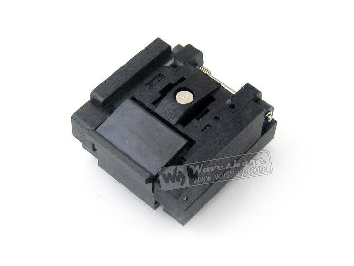 GP-QFN28-0.5-A = QFN-28(36)B-0.5-02 QFN28 MLF28 Enplas IC Test Socket Programming Adapter 0.5mm Pitch with PCB Free shipping