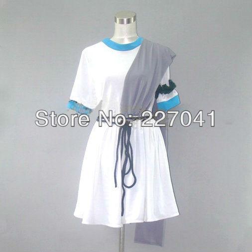 New Inazuma Eleven GO Afuro Terumi Cosplay Uniform Costume Halloween Free Shipping