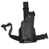 Tactical Holster Platform SIG SAUER P220 P226 Right Drop Leg Holster Gun Carry Case Gun Holster Paintball Equipment