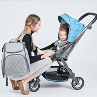 Multi Functional Mummy Diaper Bags Baby Nappy Large Travel Backpack Stroller Bag