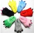 Gratis pp Unicorn Stitch Panda Dinosaurio Unisex Flaño Zapatos Zapatos Para Mujeres Hombres Pijamas Traje Cosplay Animal Onesies Adultos Niño