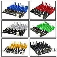 Motorcycle Accessories Custom Fairing Screw Bolt Windscreen Screw FOR SUZUKI GSXR 600 750 GSX R 600