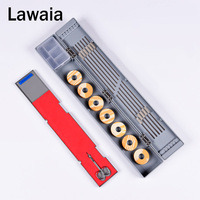 Lawaia Floating Box 50cm Multi function With Scissors Fishing Gear Hook Box Storage Float Fishing Line And Other Fishing Gadgets