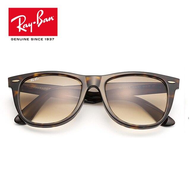 fdaaab0ba7c2d Lente Polarizada Óculos De Sol Óculos Acessórios Óculos de Sol Óculos Rayban  Quadrado Original clássico prescrição