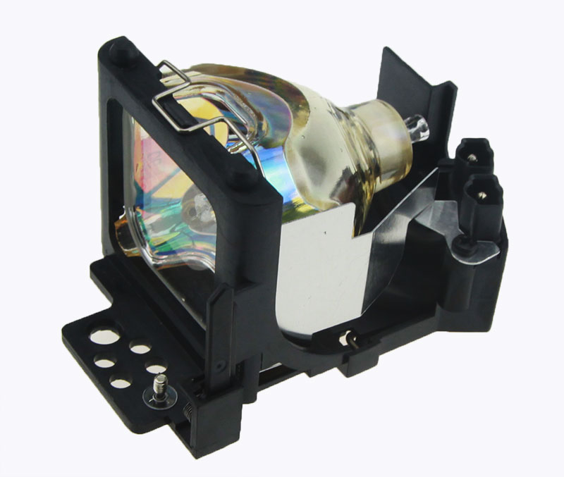 Replacement TV Projector Bare Lamp DT00461 with Housing for HITACHI CP-HX1080/CP-HS1090/CP-X275 dt00591 sp lamp 015 projector lamp with housing for hitachi cp x1200 lp840 pj1165 brand new tv projectors