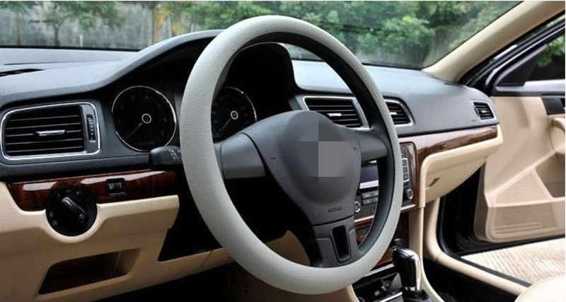 Auto styling Hot siliconen auto stuurhoes Voor Nissan Teana X-Trail Qashqai Livina Tiida Sunny Maart Murano geniss Juke