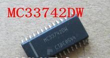 100% NOVA Frete grátis MC33742DW