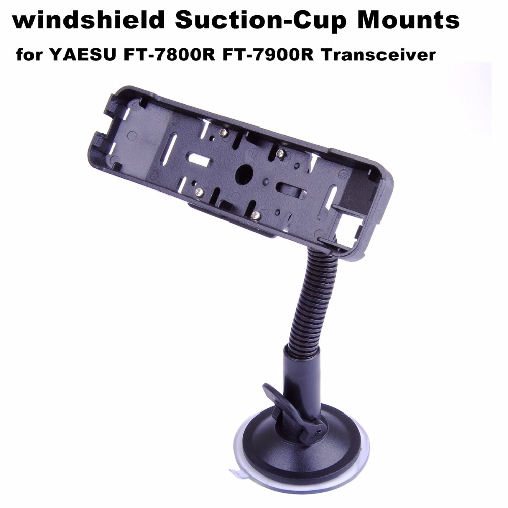 20cm Car Windshield Suction-Cup Mounts For YAESU FT-7800R FT-7900R Transceiver