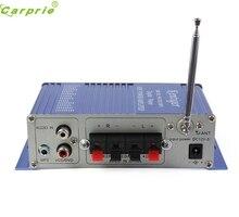 2016 Brisa TPA3116 HiFi Clase 2.0 de Audio Estéreo Digital Amplificador de Potencia de Audio Avanzada 20 W + 20 W Mini Hogar Carcasa de aluminio amp