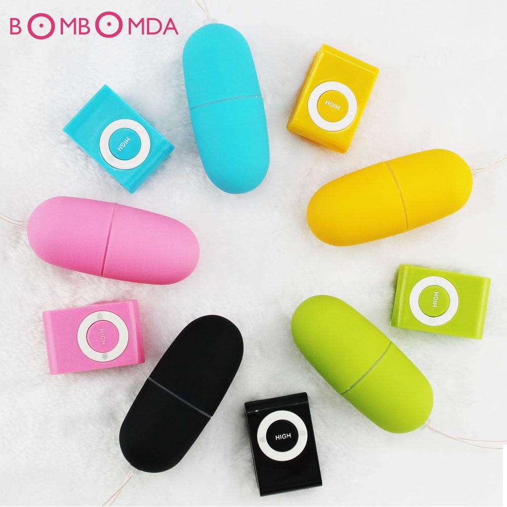MP3 Vibrators Powerful g spot Vibrators FOR Women Sex erotic Toys Adult Products Juguete ...