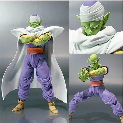 Dragonball Figures Piccolo PVC Figure Bandai DBZ SHFiguart Piccolo Dragon Ball Z Action Figure las bolas de dragon DBZ Toys цена и фото
