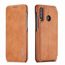 Capa de telefone para huawei p30 lite, luxo, flip, couro, para huawei p30 pro p 30 lite pro case capa magnética do livro da carteira