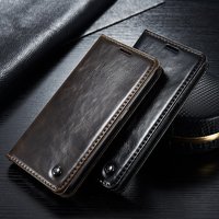 Leather Phone Cases SFor Samsung Galaxy S6 G920 G920F G9200 Luxury Flip Wallet Back Covers For