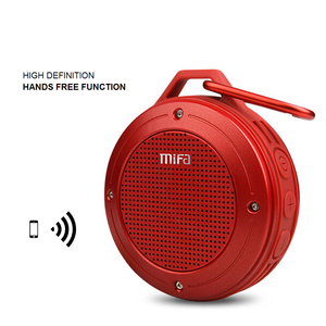 Image 4 - MIFA Portable bluetooth Speaker Shock Resistance IPX6 Waterproof Speaker with Bass Wireless Bluetooth 4.0 TF card Built in mic