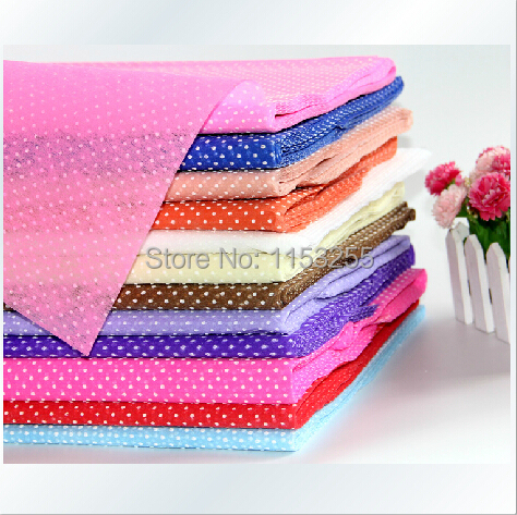 Snow Non Woven Cotton Paper Flowers Cartoon Bouquet Of Packaging