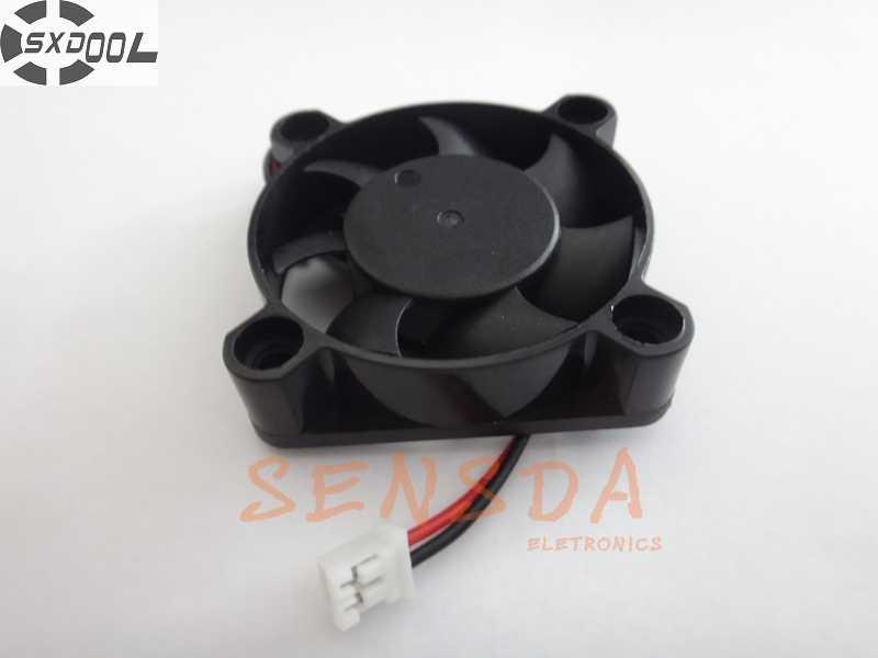 SXDOOL DC Brushless lüfter 40mm 40mm x 10mm 4010 4 cm 12 V VGA Chipset Kühlkörper kühler server Computer PC