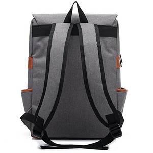 Image 3 - Laamei école sac à dos étudiant sac à dos pour ordinateur portable Style Preppy cahier sac à dos voyage sacs à dos unisexe sac à dos mochila cadeau