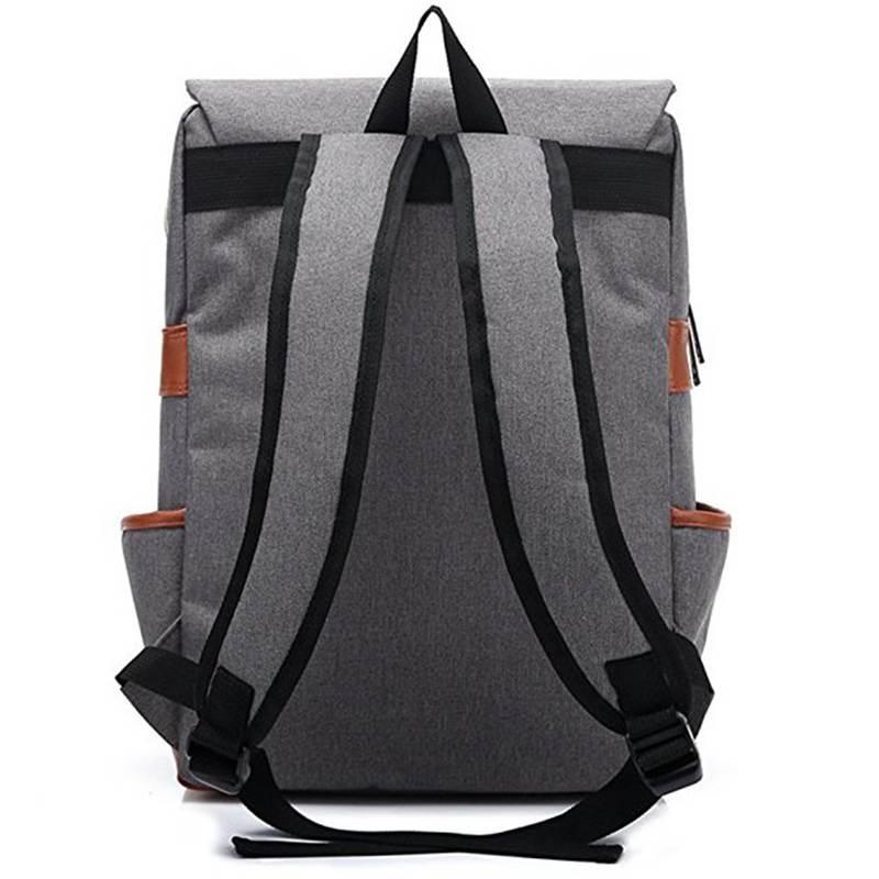 Nibesser School Backpack Student Backpack For Laptop Preppy Style Notebook Backbag Travel Daypacks Unisex Rucksack Mochila Gift #3