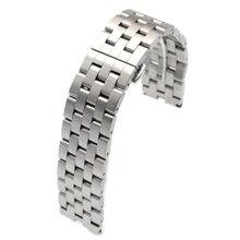 Premium Edelstahl Armband Für MOTO 360 erste generation Smartwatch 22mm Schmetterling Verschluss