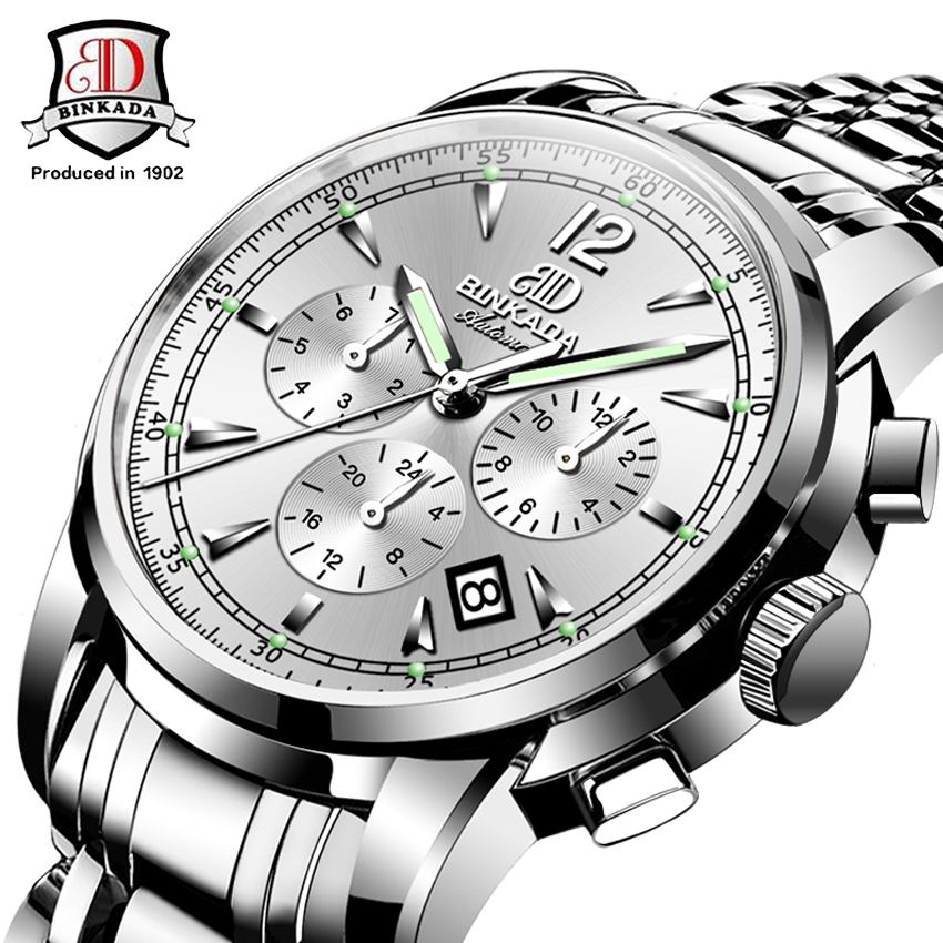 Watches Men Luxury Top Brand Automatic Mechanical Watch Fashion Business Sport Casual Wristwatch relogio masculino