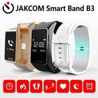 2017 neue Jakcom B3 smart band uhr neue produkt von bluetooth kopfhörer kopfhörer Mit Benutzerdefinierte Ohrstöpsel vs mi band 2 smartband