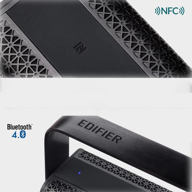 EDIFIER MP700 Portable Bluetooth SpeakerOutput Power 8W*2( Treble )+10W*2 (Midrange and bass ) Support Apt-X Bluetooth AUX