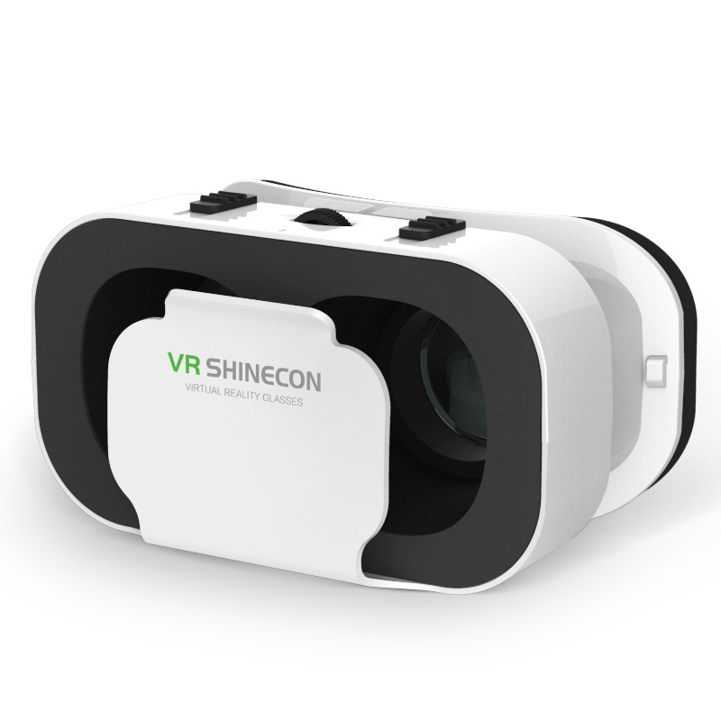 New VR SHINECON G05A 3D VR Glasses Headset for 4.7-6.0 inches Android iOS Smart Phones(China)