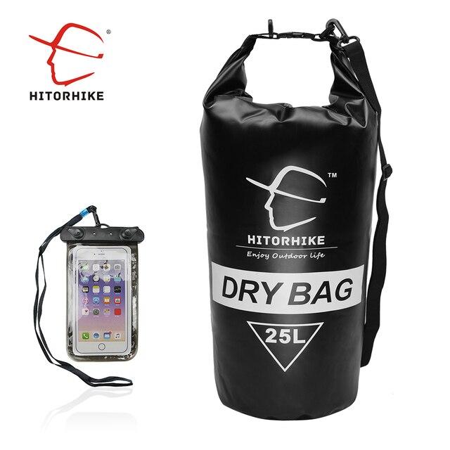 HITORHIKE 25L Water Resistant Dry Bag   Phone Waterproof Bag ...