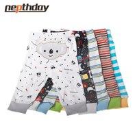 PP Pants 5pcs Lot 2016 Baby Fashion Model Babe Pants Cartoon Animal Printing Baby Trousers Kid