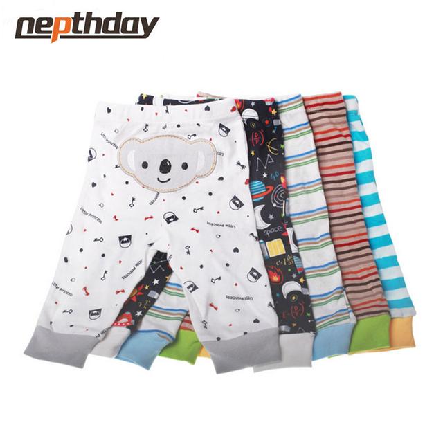 Cartoon Animal Printing Baby Trousers